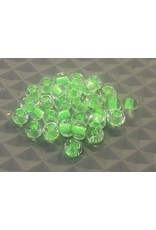 Reid's Fly Shop Glass Beads 6/0 Neon Chartreuse  - 30 pack