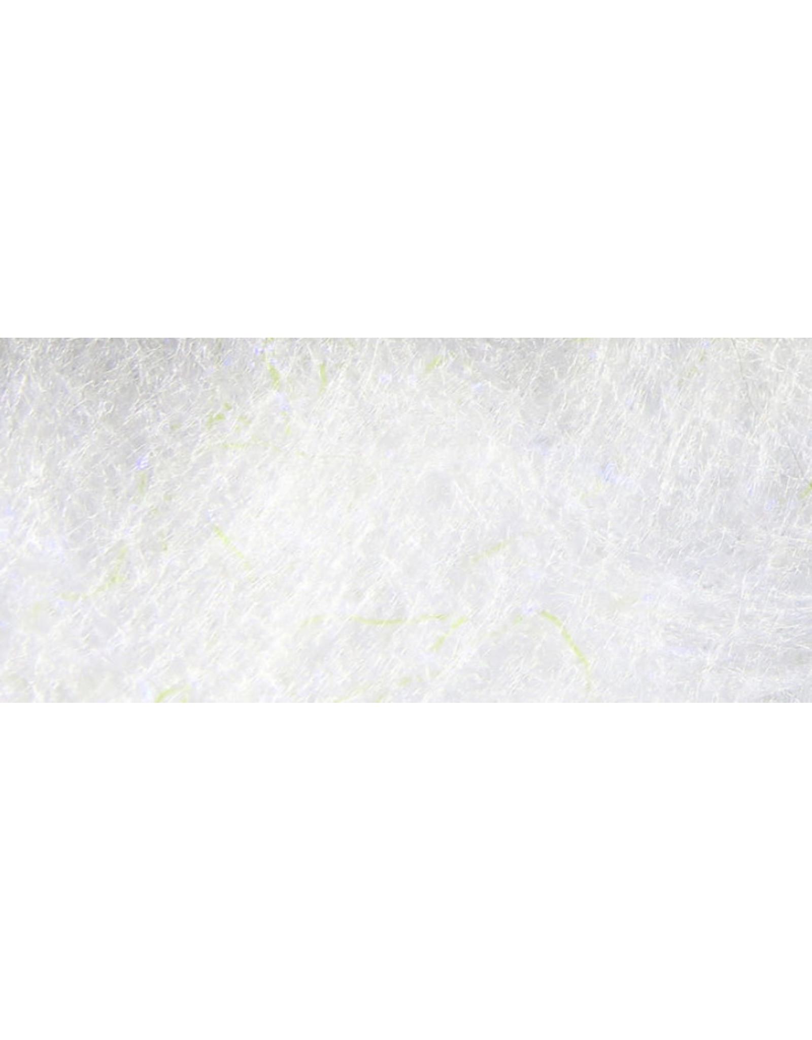 Hareline Fly Fish Food's Bruiser Blend #24 White