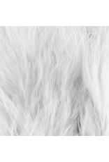 """SHOR SHOR 6"""" Marabou 1/4oz - White"""