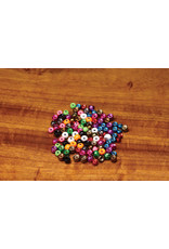 "Hareline Plummeting Tungsten Beads - Black Nickel 7/64"""