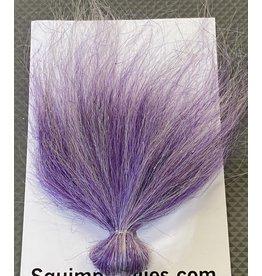Squimpish Flies Mardi Gras Sparkle Blend Squimpish Hair