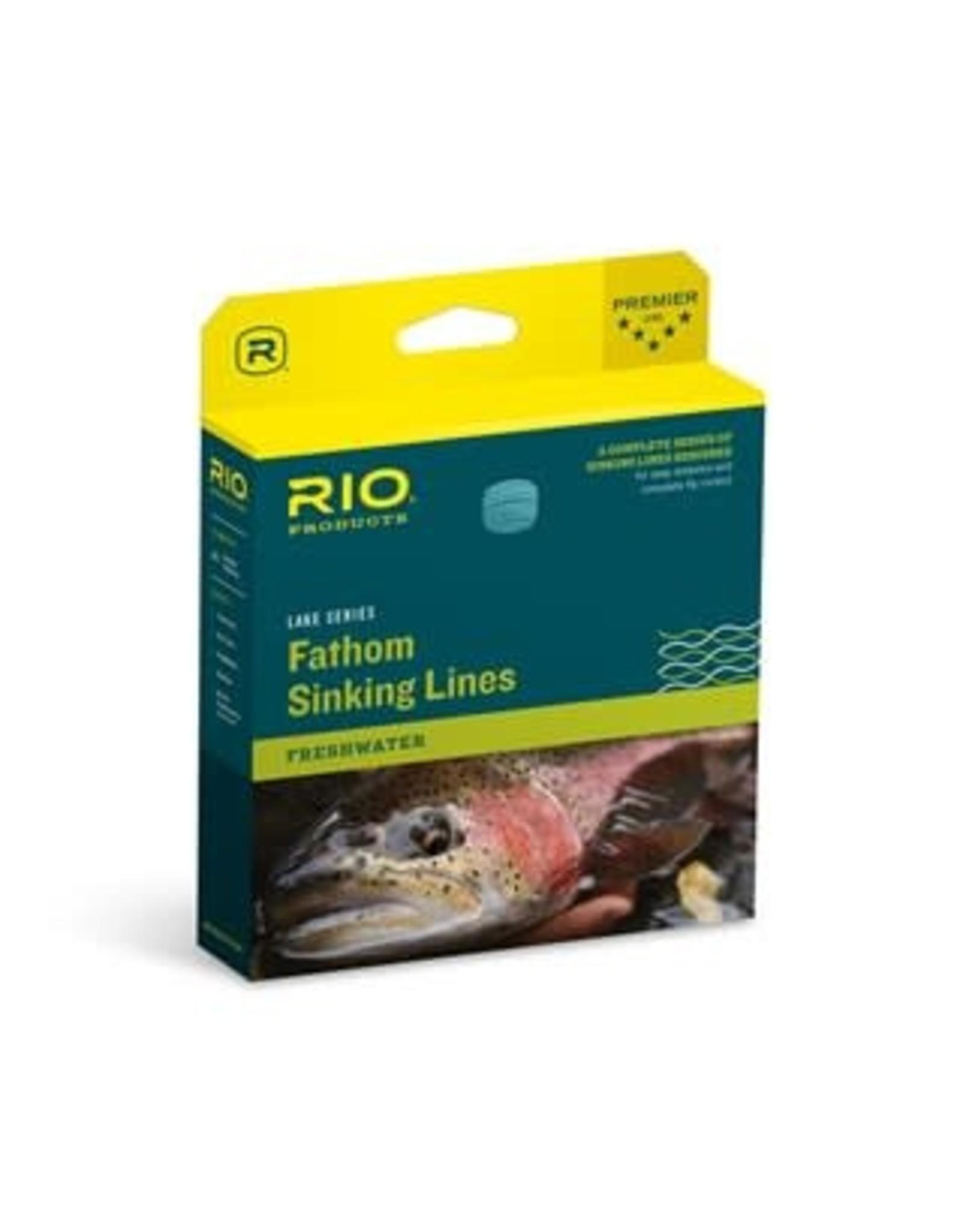 Rio Fathom Sinking Line