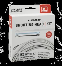 LOOP SDS Shooting Head Kit