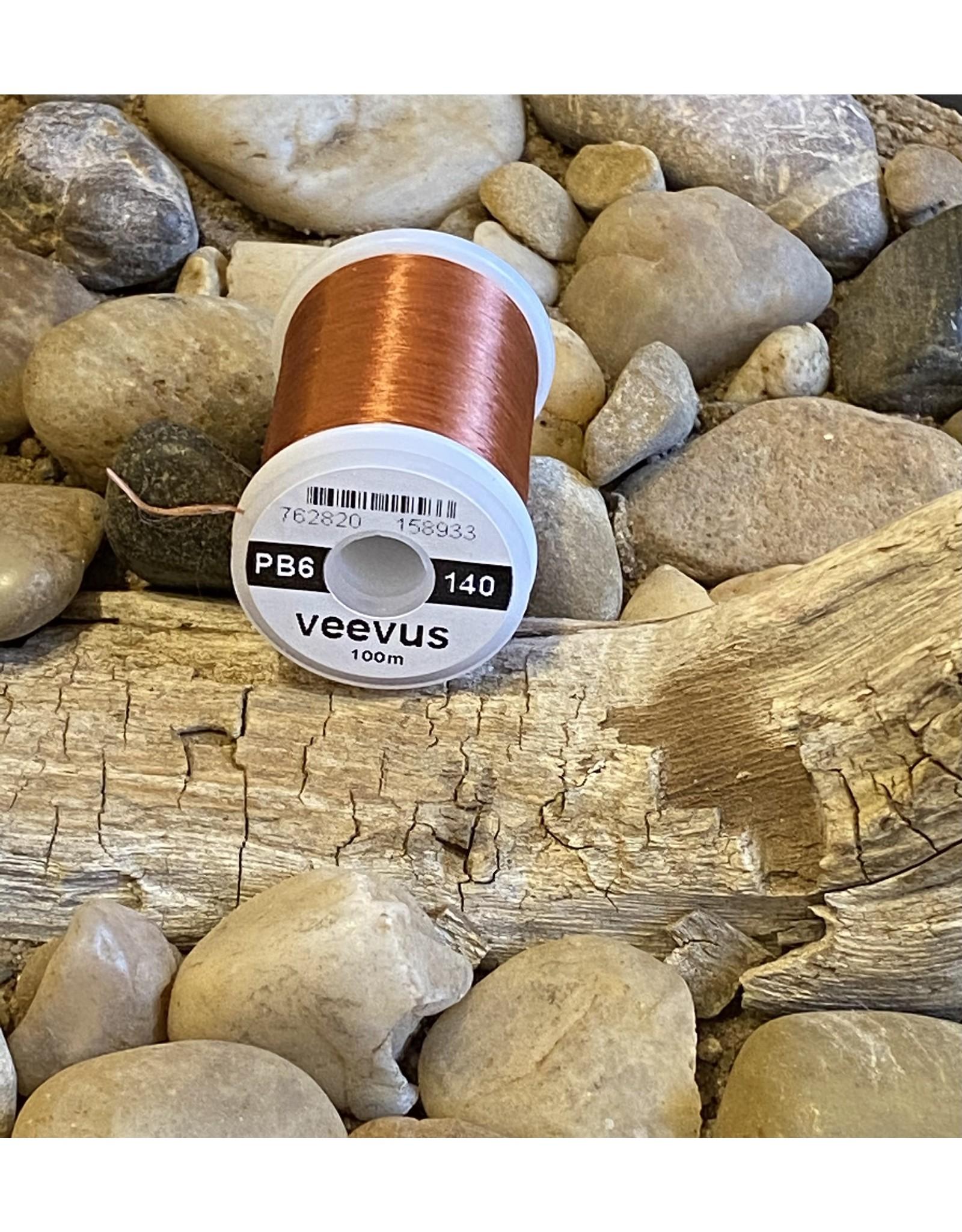 Veevus 140 Brown Power Thread
