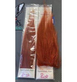 Squimpish Flies Rust Squimpish Hair