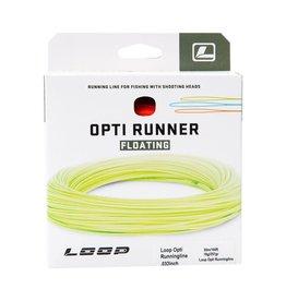 """LOOP Opti Runner Floating Running Line .032"""""""