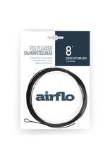 Airflo Airflo Salmon/Steelhead Poly Leader 8' Super Fast Sink Grey 5ips