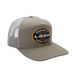 LOOP LOOP Premium Trucker Cap - Olive