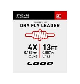 LOOP LOOP SDS 13' Dry Fly Nylon Leader