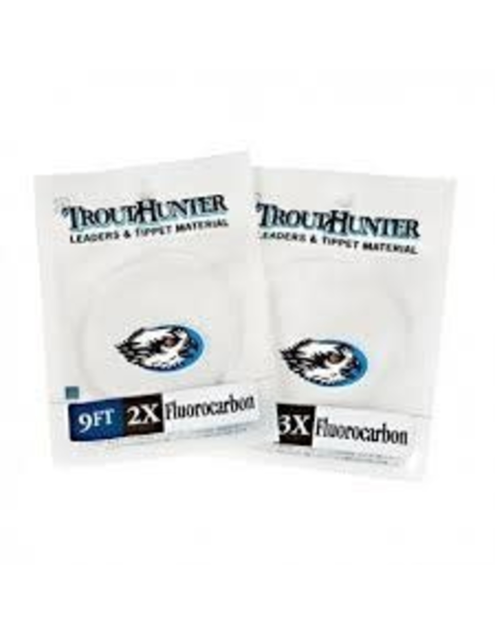 Trouthunter TroutHunter Fluorocarbon Leader 9' Trout