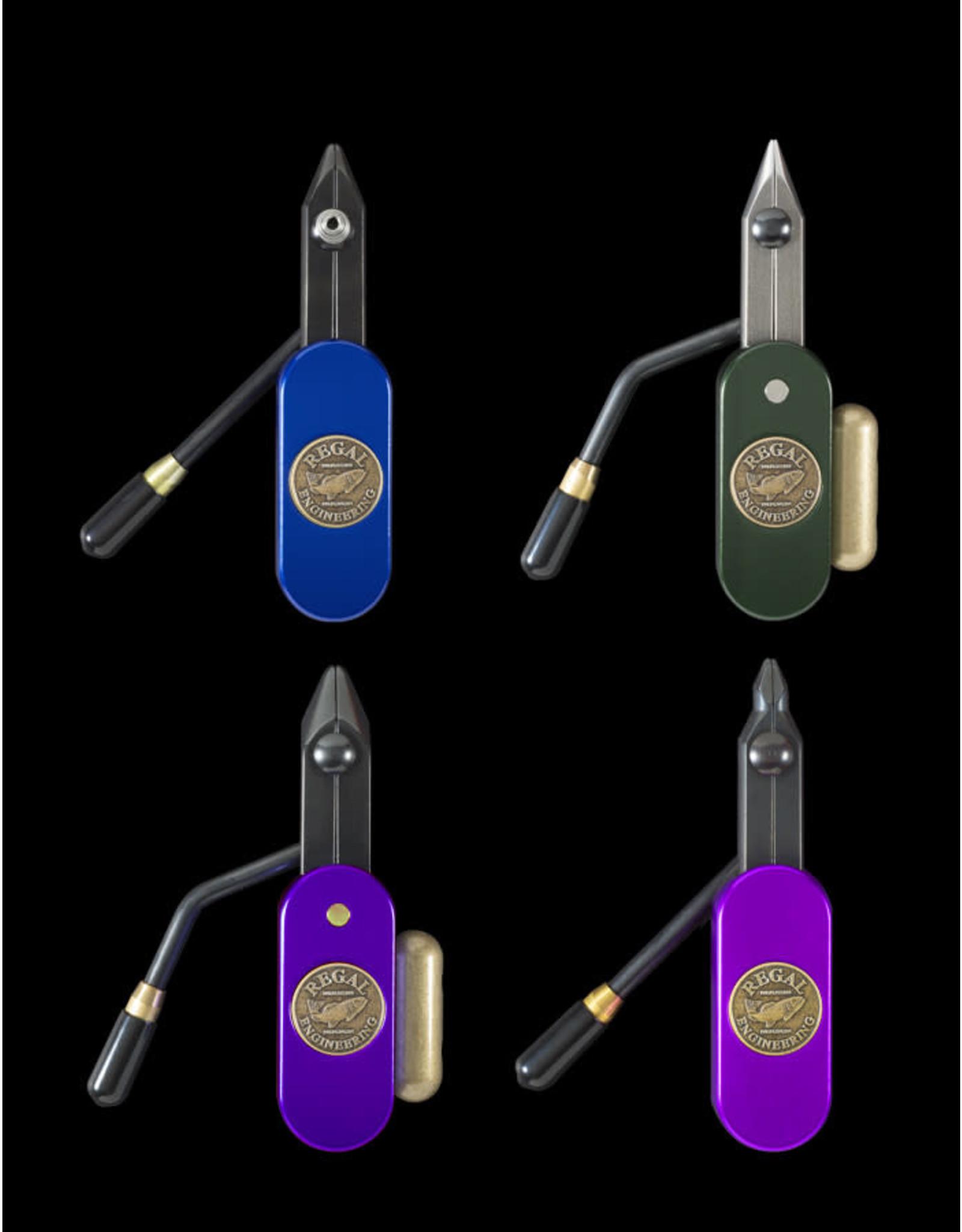 Regal Regal Revolution Vise with Brass Pocket Base