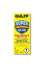 Gulff Gulff Minuteman - Super Glue