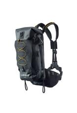 LOOP LOOP Dry Tactical Backpack 15L Black