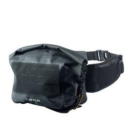LOOP LOOP Dry Hip Pack 7L Black