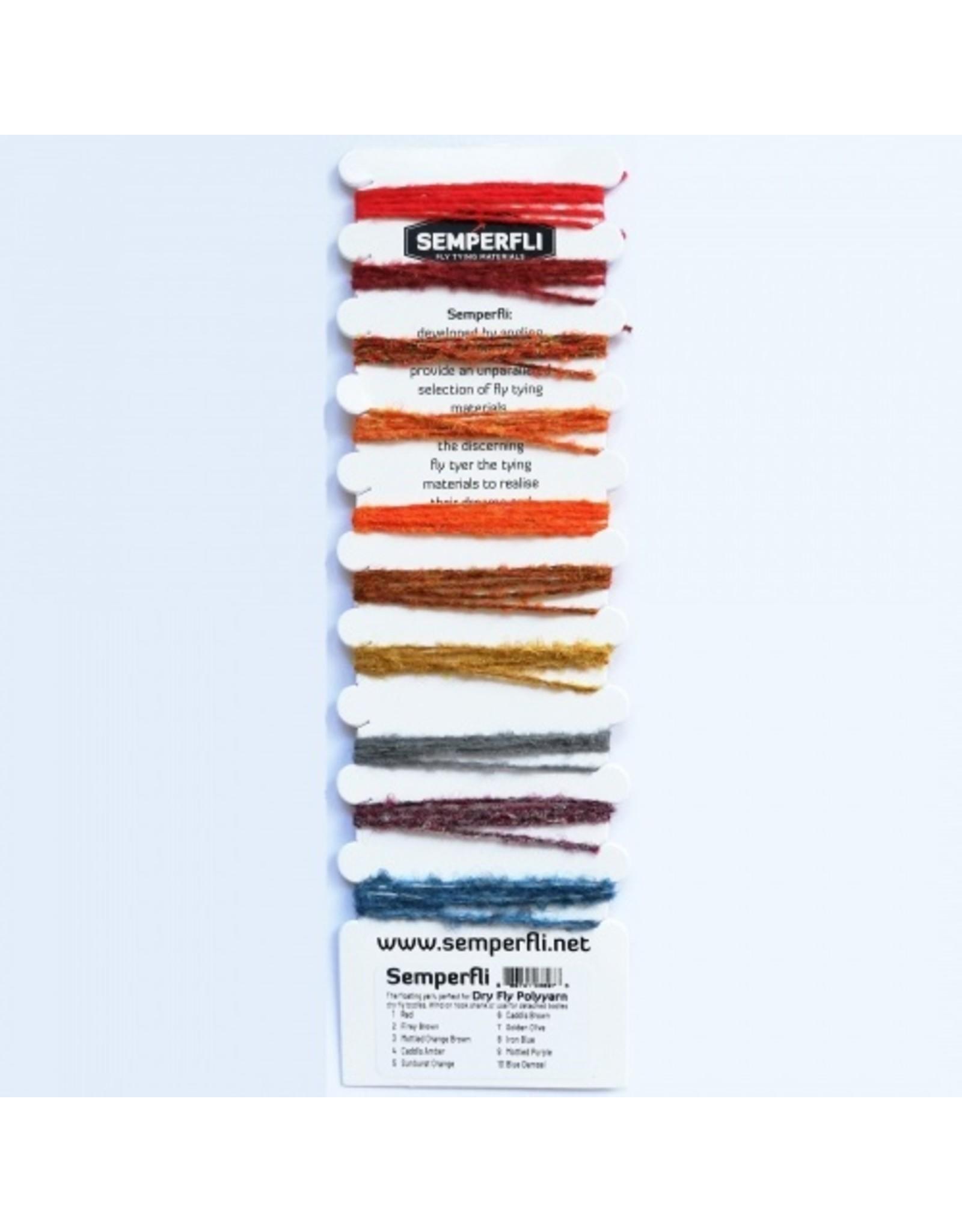 Semperfli Semperfli Dry Fly Poly Yarn