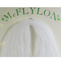Hareline Mcflyon Polypro White FLY377