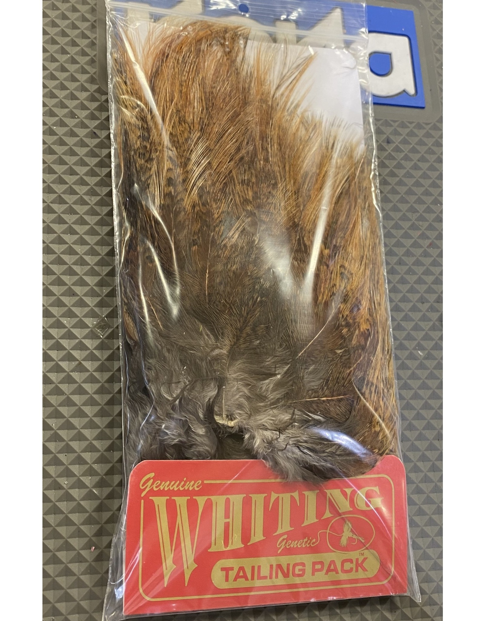 Whiting Farms Whiting Coq-de-Leon Tailing Pack - Ginger Pardo