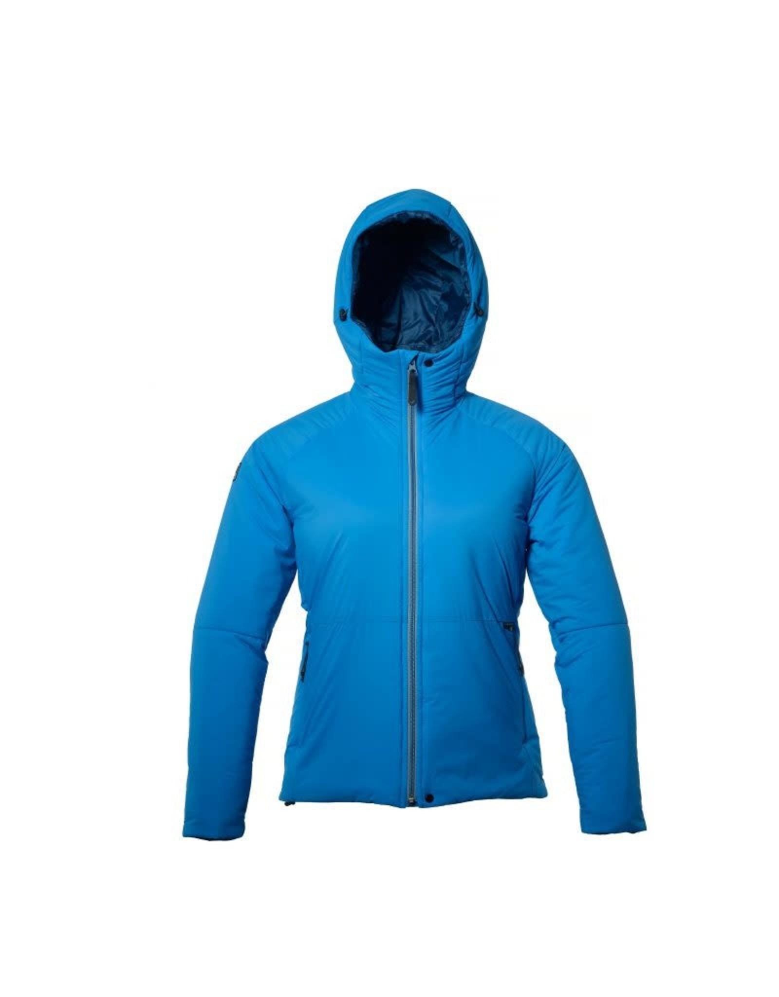 LOOP Womens Onka Jacket - Water Blue, Small