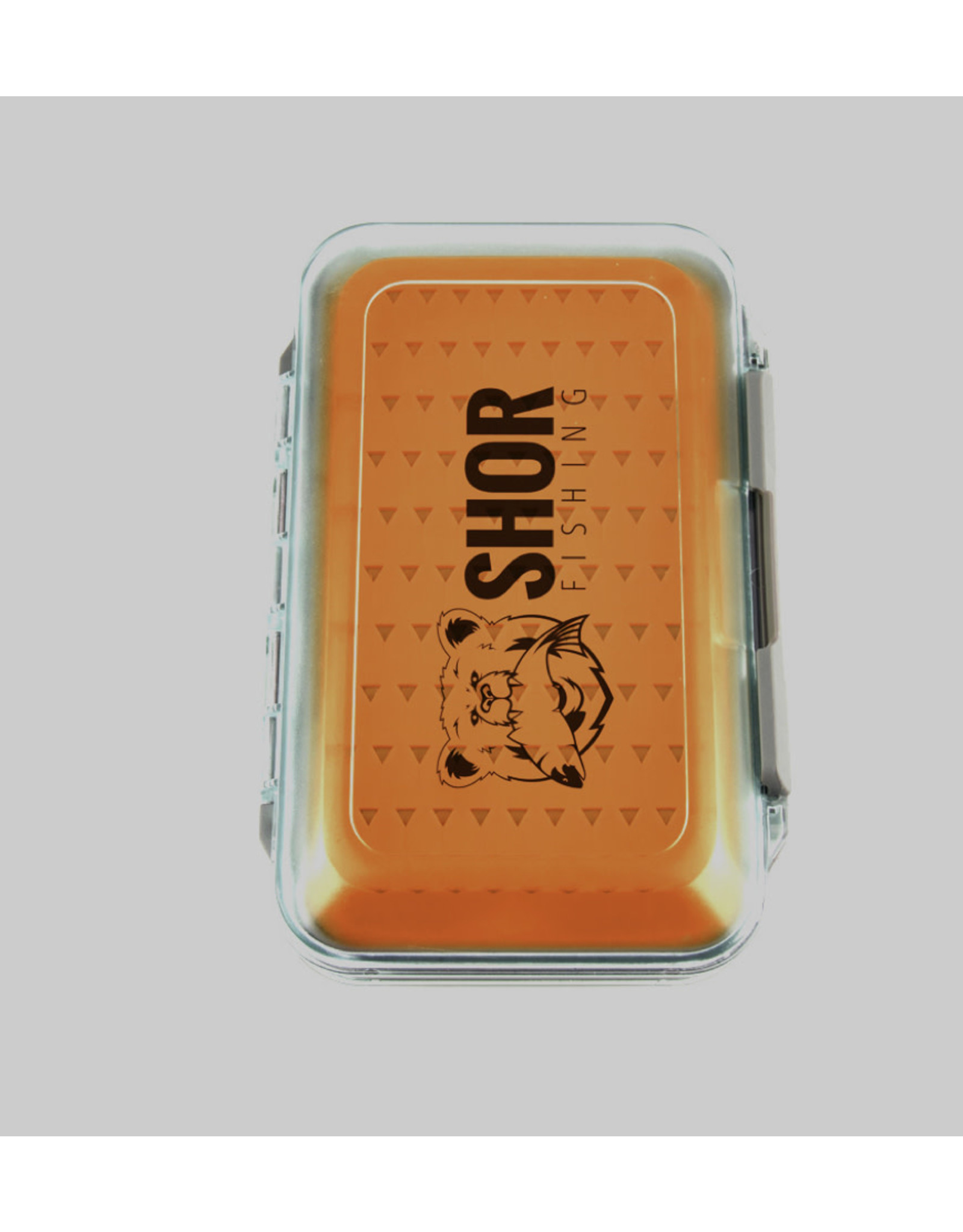 SHOR SHOR - Double Sided Clamp Silicone Fly Box