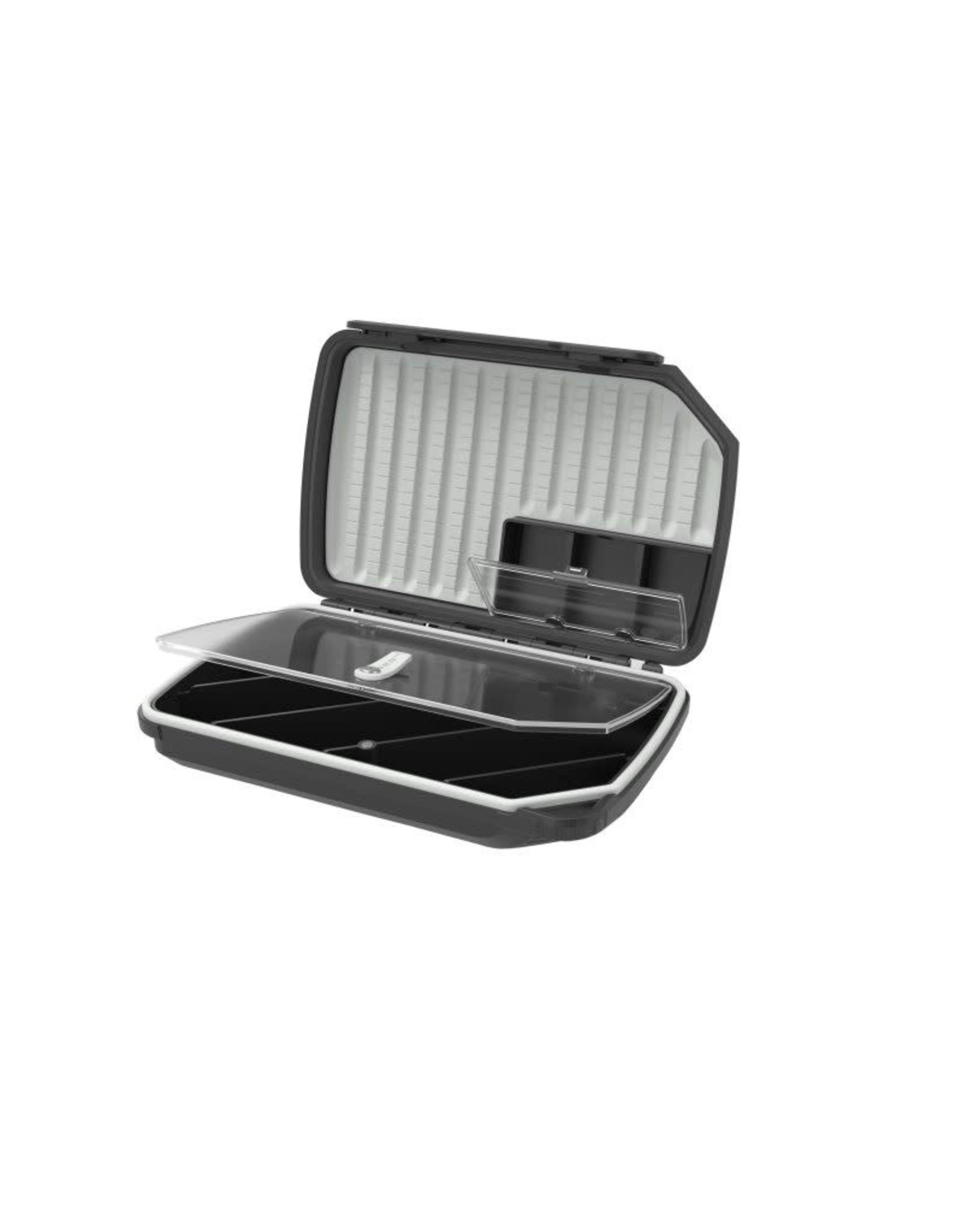 LOOP Opti 180 Tube Fly Box - Carbon Grey