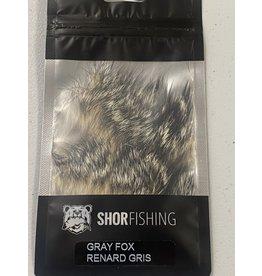 SHOR SHOR Gray Fox