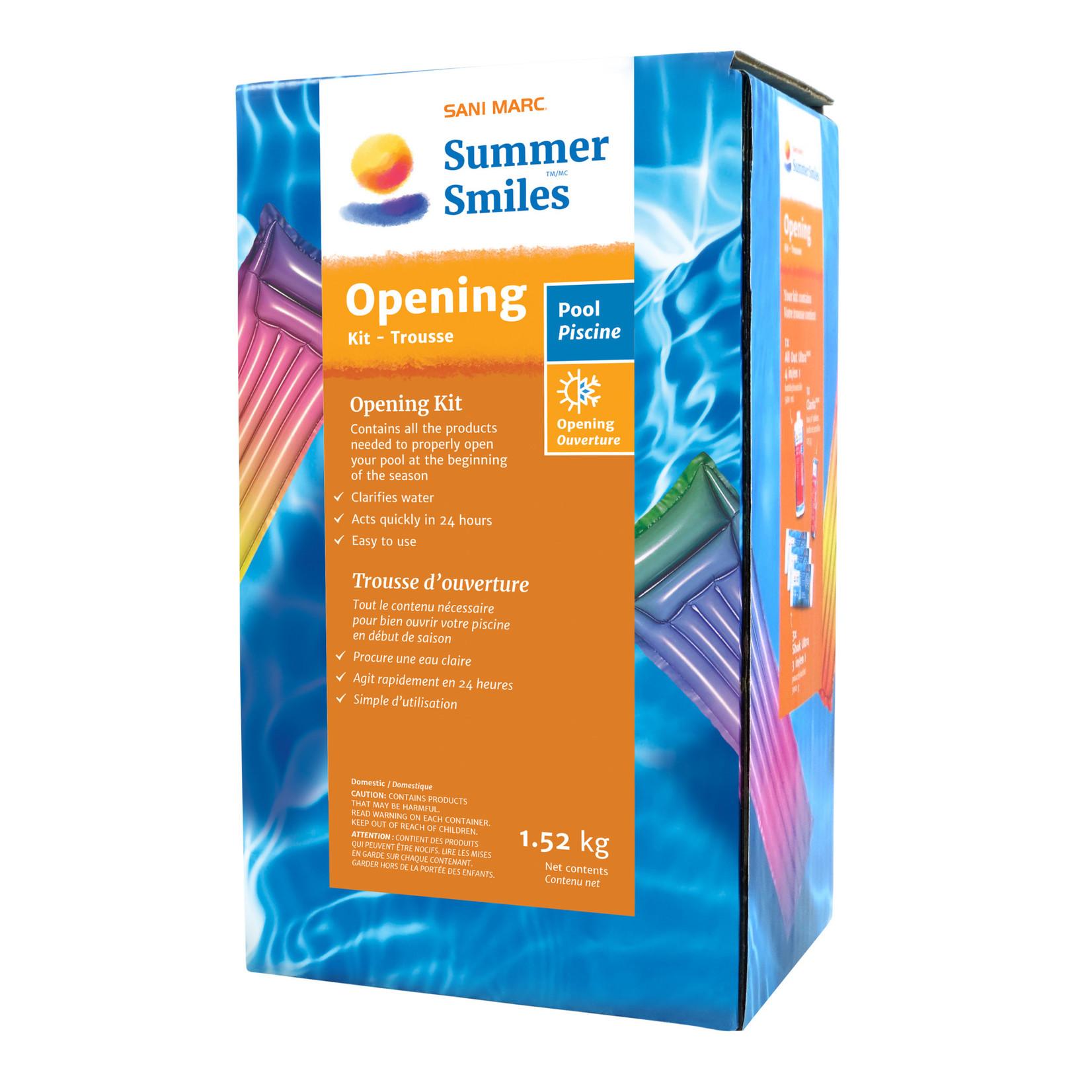 Summer Smiles SUMMER SMILES OPENING KIT