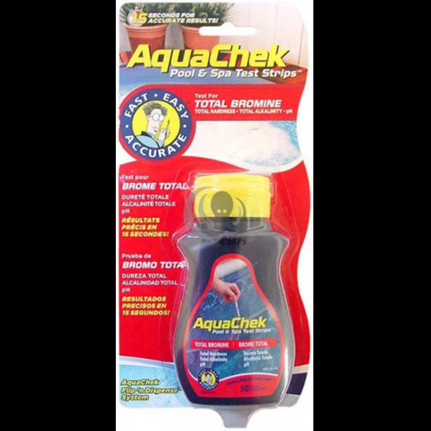 AquaChek TEST STRIPS 4-1 BROMINE