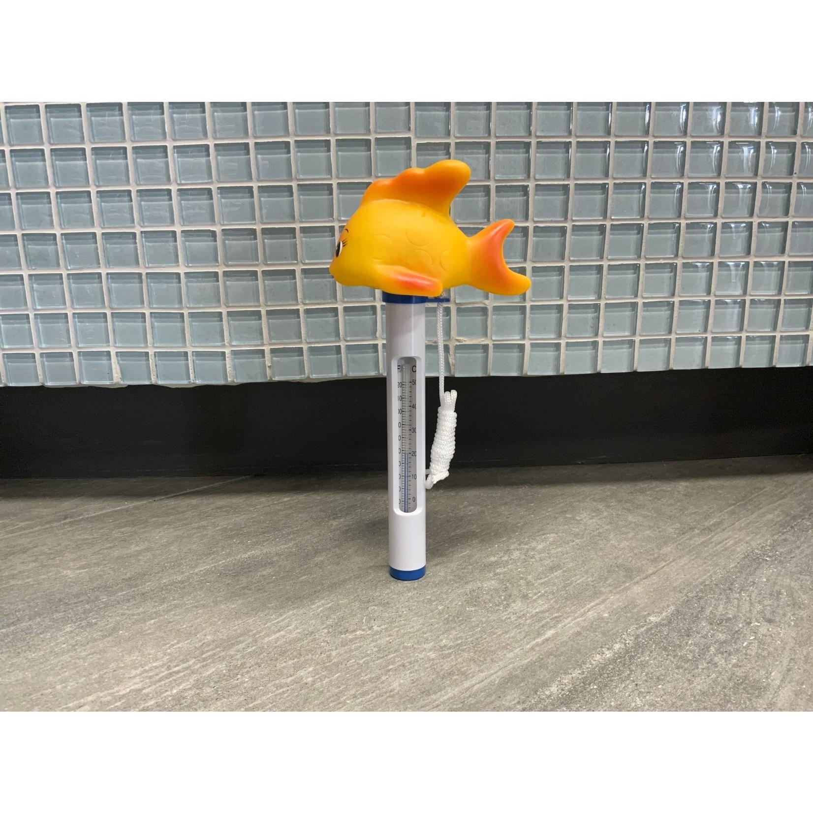 THERMOMETER YELLOW FISH