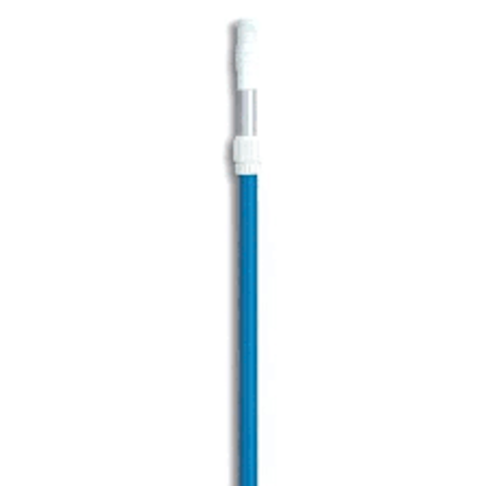 TELESCOPIC POLE SILVER/BLUE 8'-16'