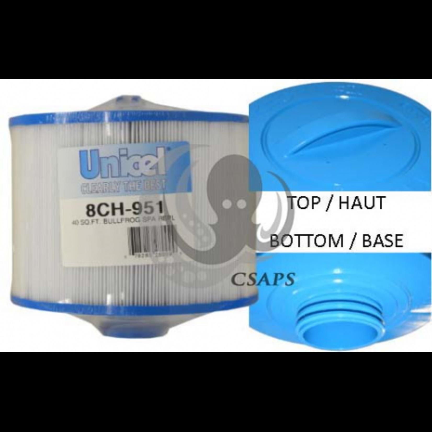 Unicel CARTRIDGE SPA 8CH-951