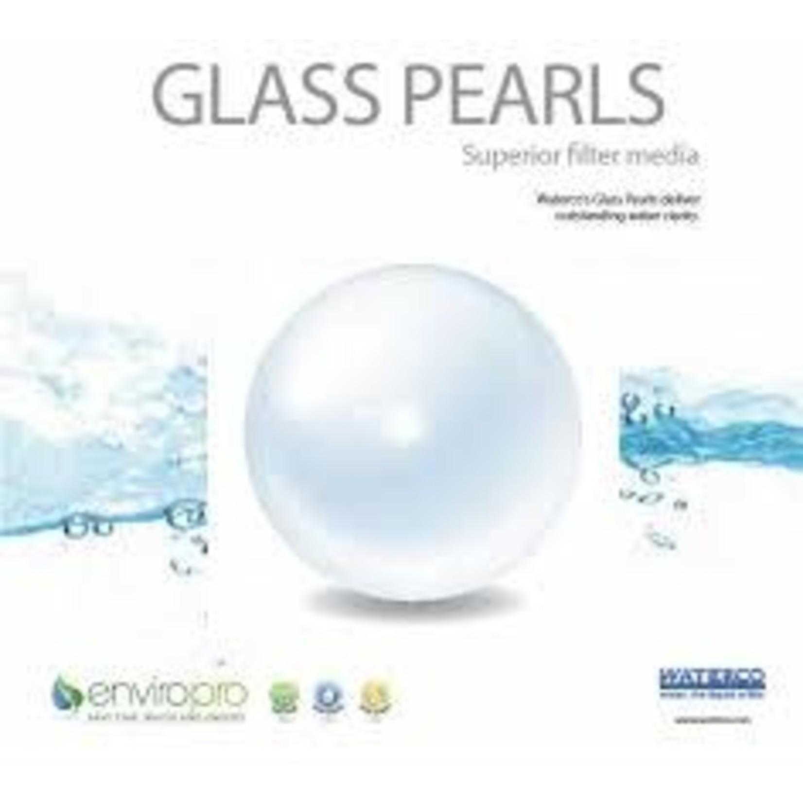 GLASS PEARLS WATERCO  20KG BAG