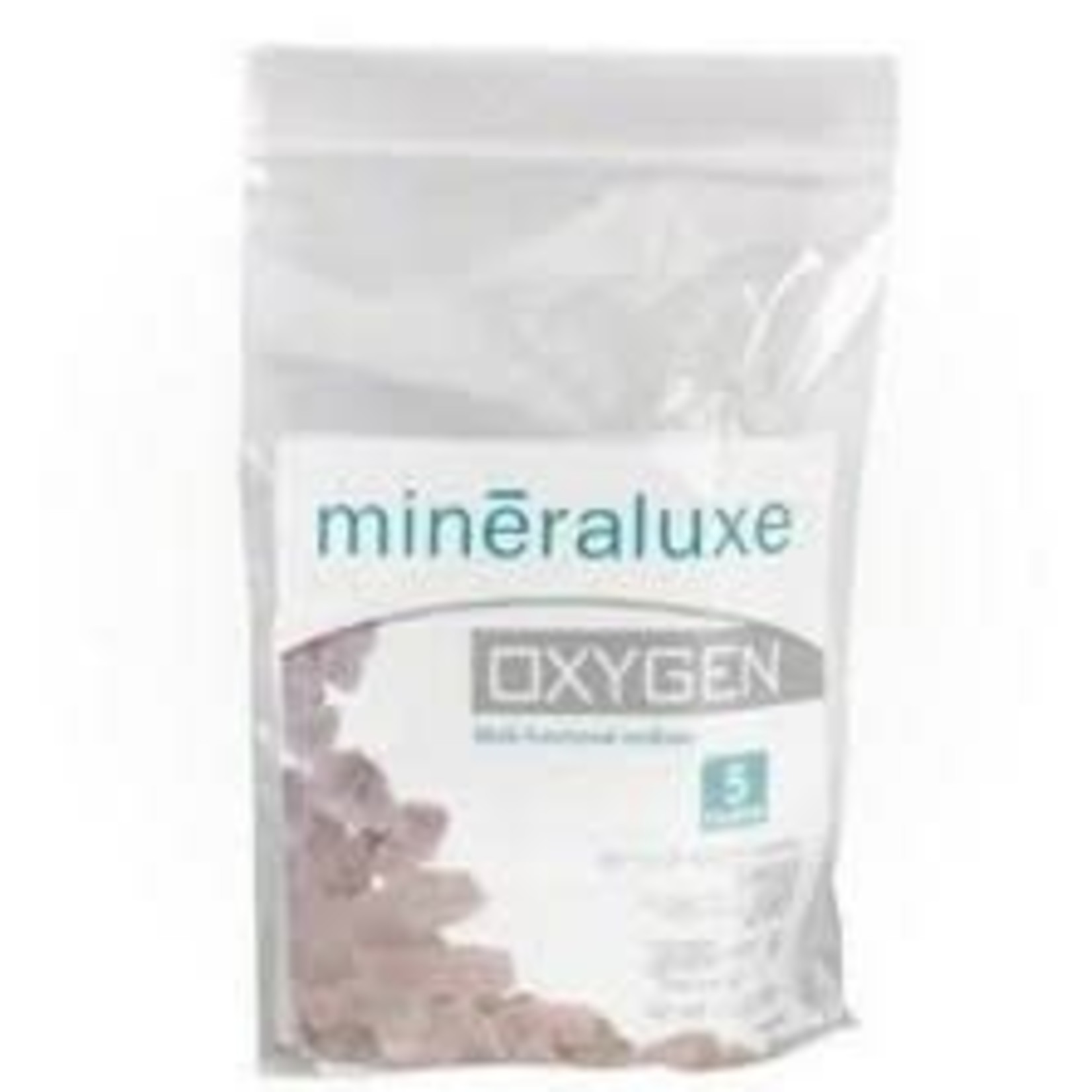 Mineraluxe DAZZLE MINERALUXE CUBE/OXYGEN SMPLE PACK