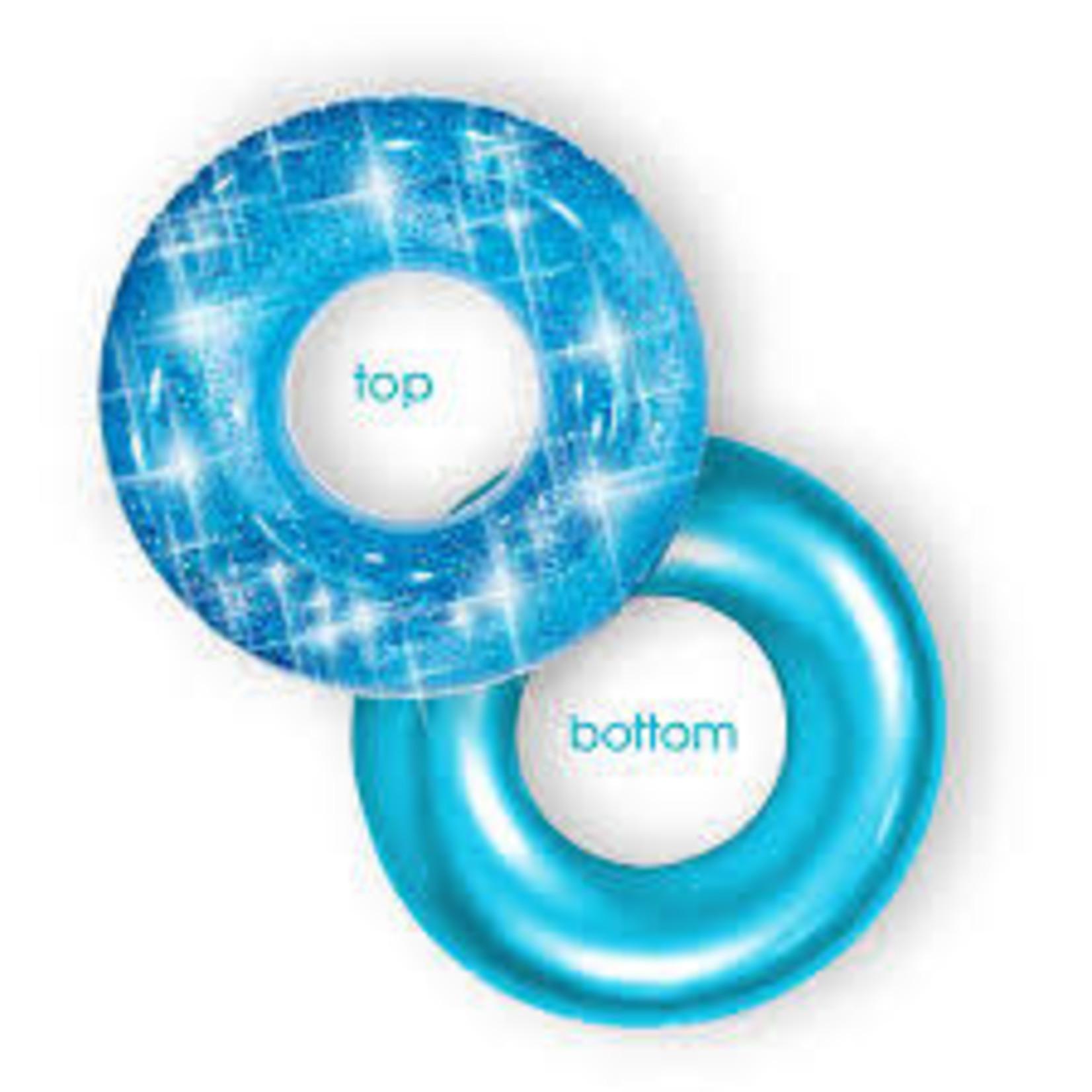 PoolCandy POOL CANDY GLITTER TUBE BLUE