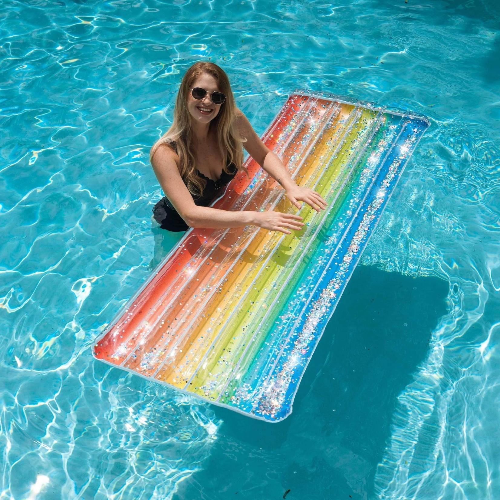 PoolCandy POOL CANDY RAFT-RAINBOW