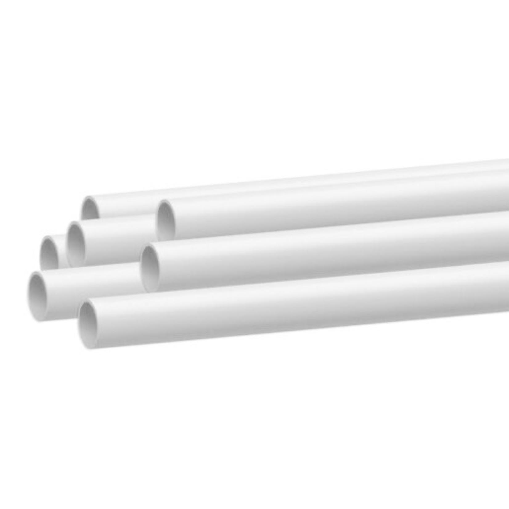 """PVC RIGID PIPE 1-1/2"""" (per ft)"""