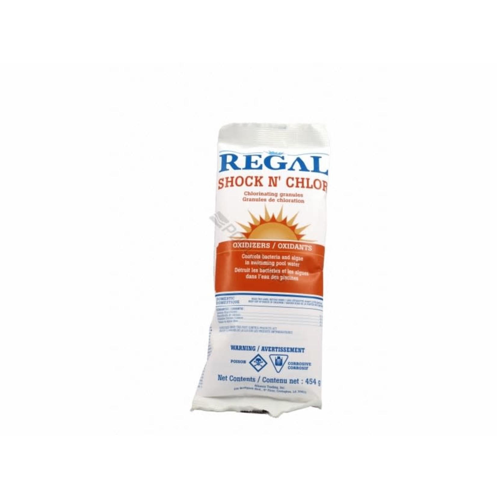 Regal REGAL SHOCK N' CHLOR 454