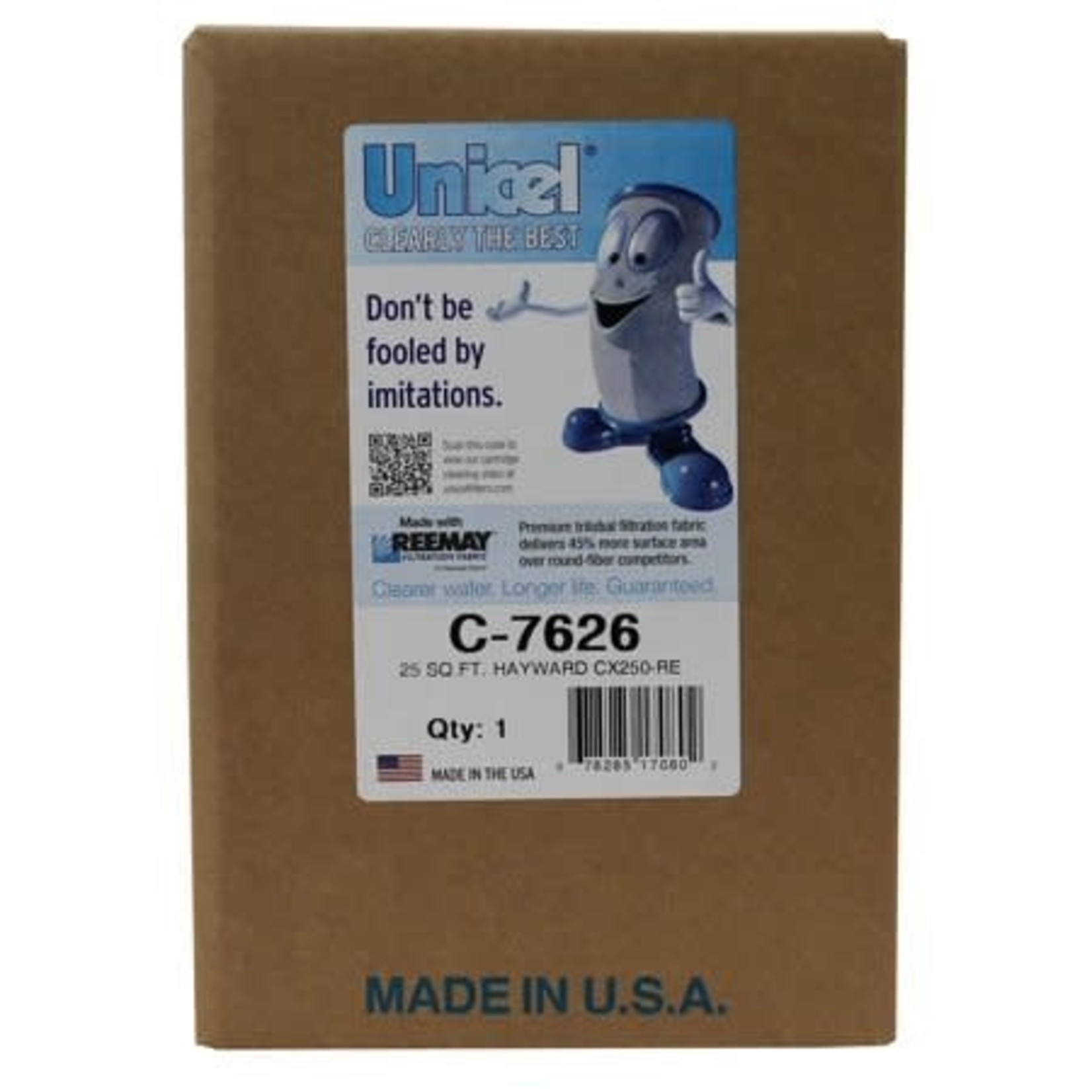 Unicel CARTRIDGE SPA C7626