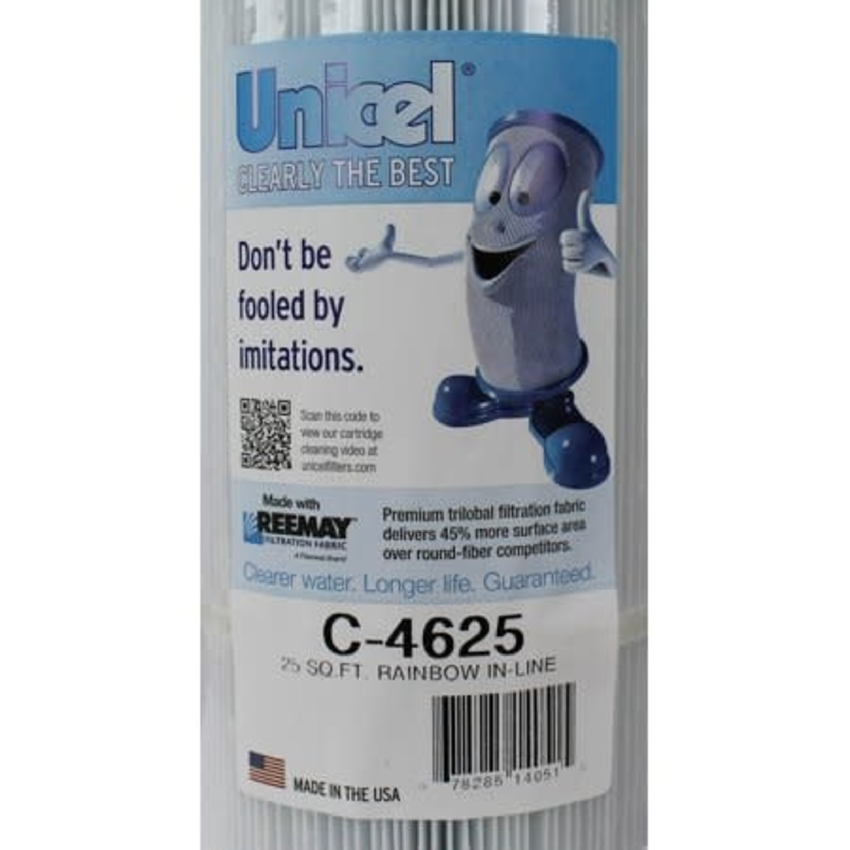 Unicel CARTRIDGE SPA C4625