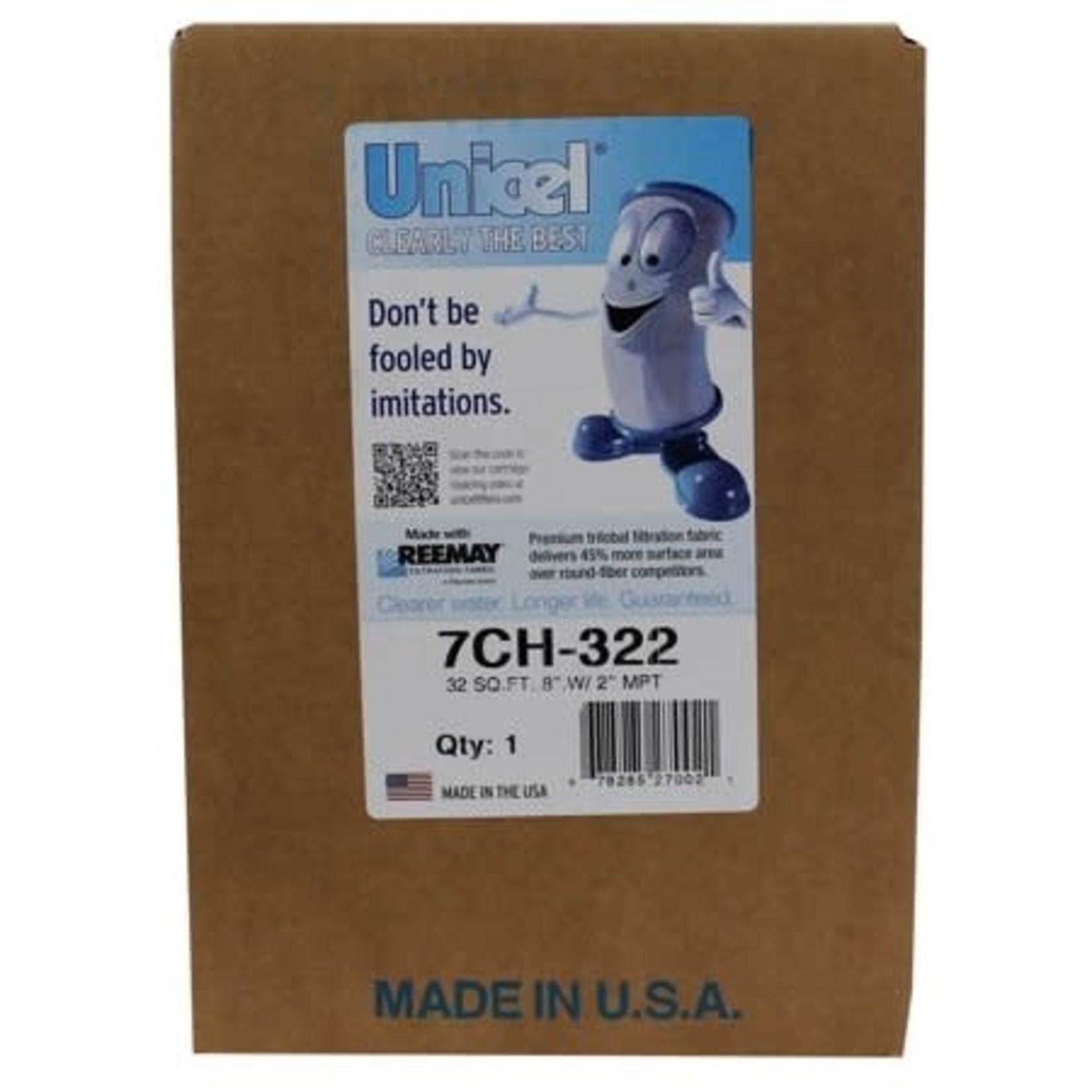 Unicel CARTRIDGE SPA 7CH-322