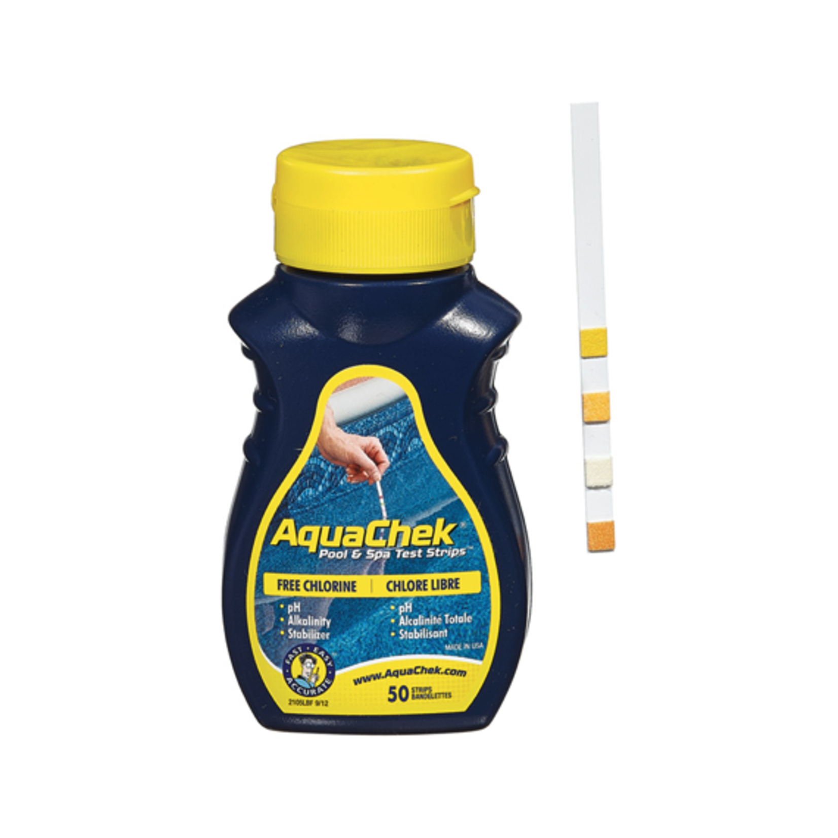 AquaChek TEST STRIPS 4-1 CHLORINE
