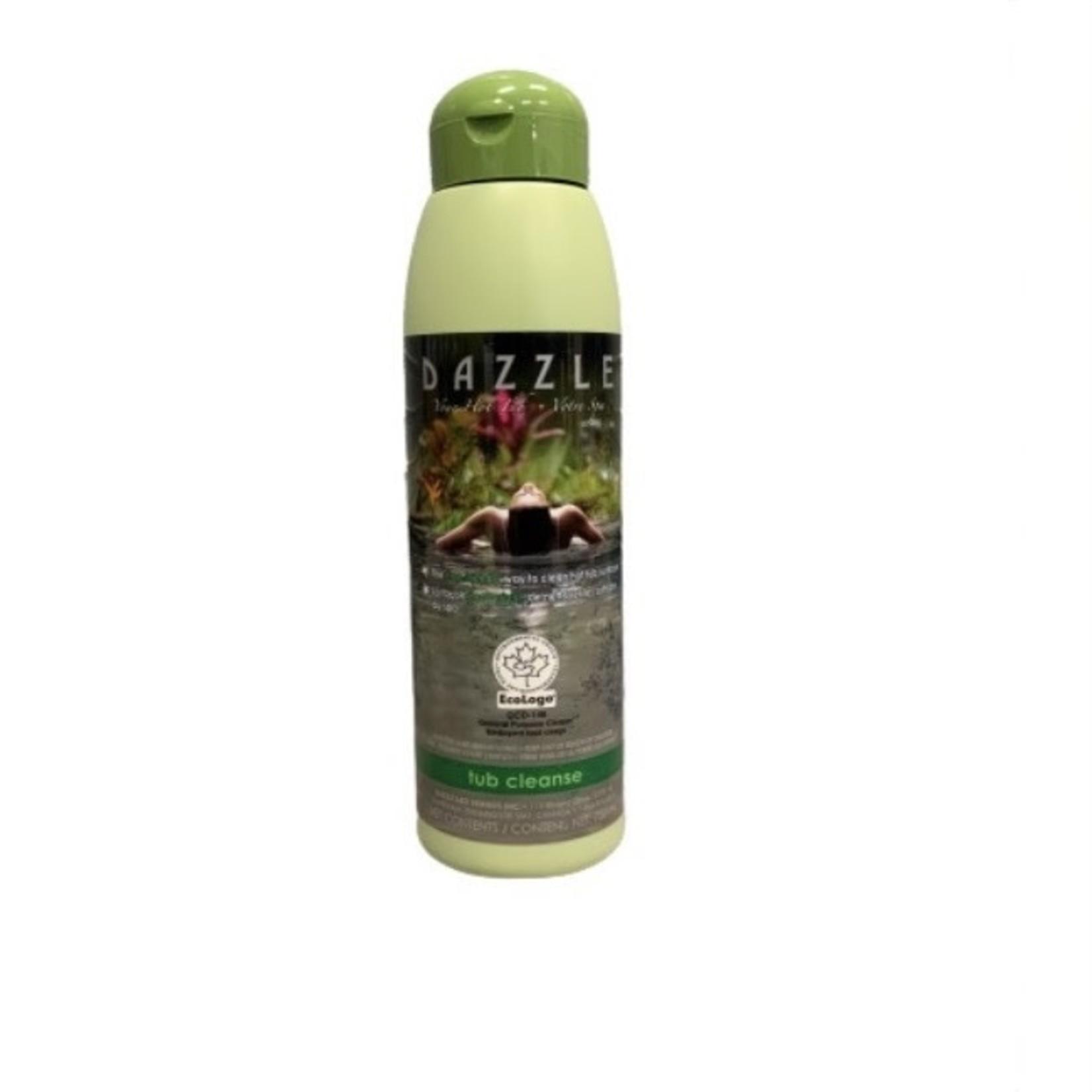 Dazzle DAZZLE TUB CLEANSE SPA 750 ML
