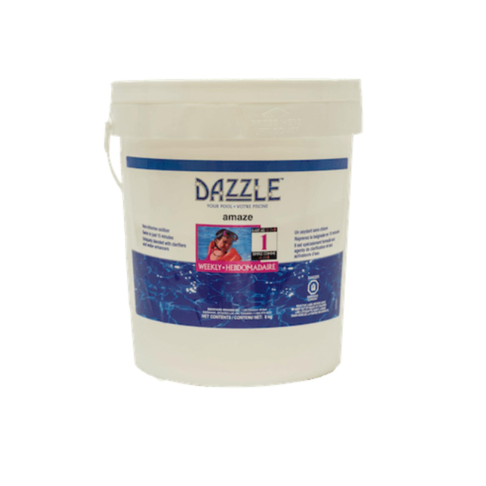 Dazzle DAZZLE AMAZE PLUS 8KG POOL