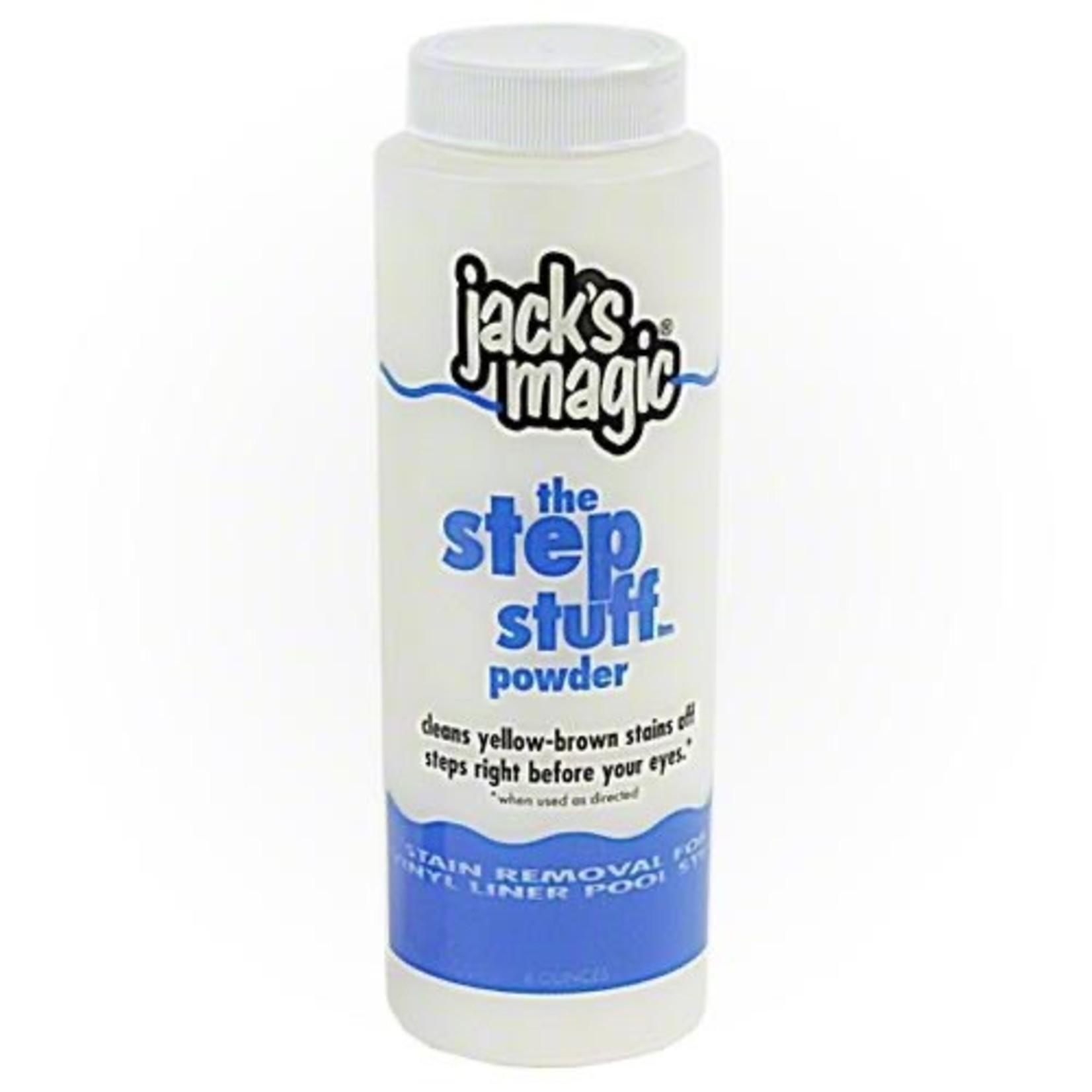 Jack's Magic JACK'S MAGIC THE STEP STUFF