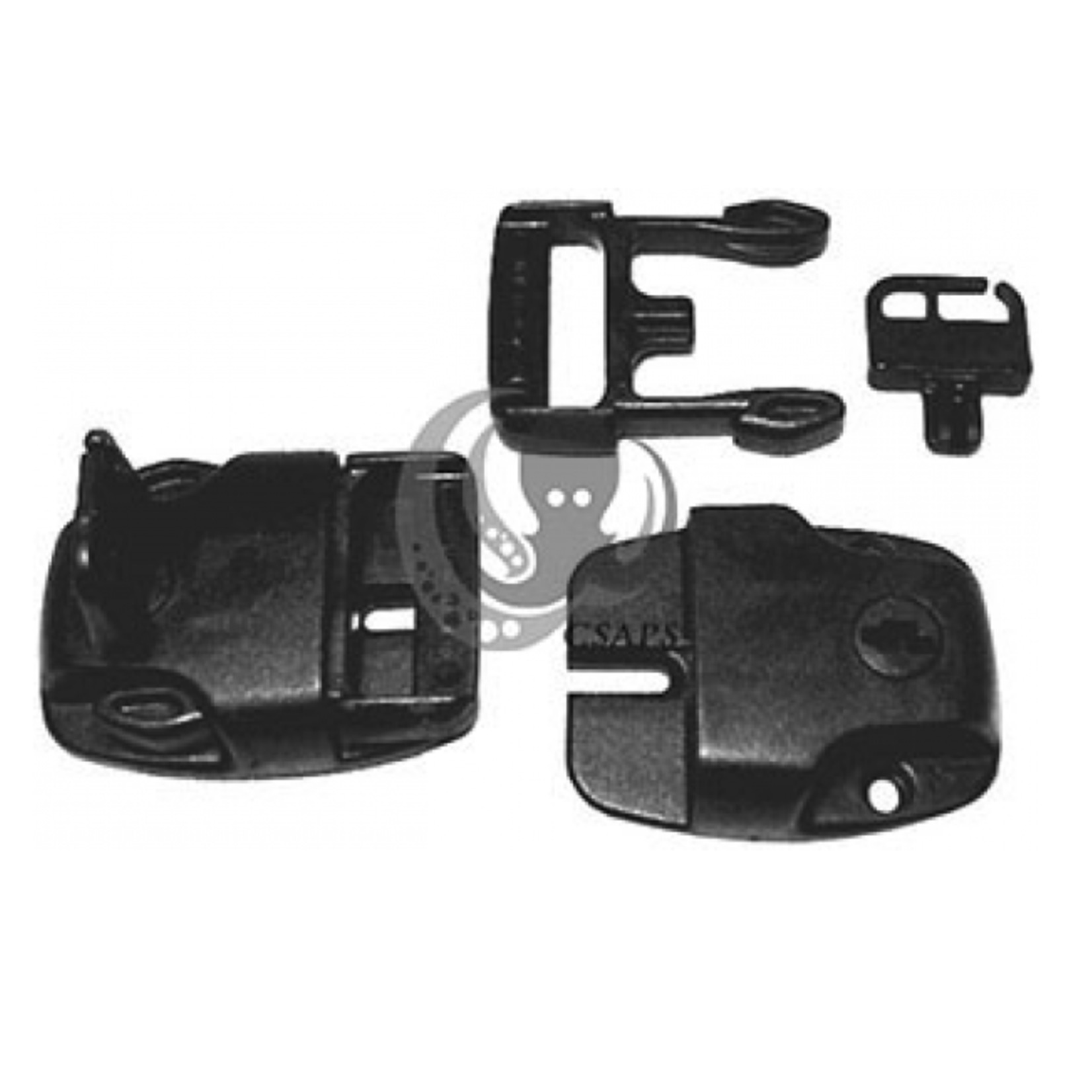 COVER LOCK KIT, SET OF TWO
