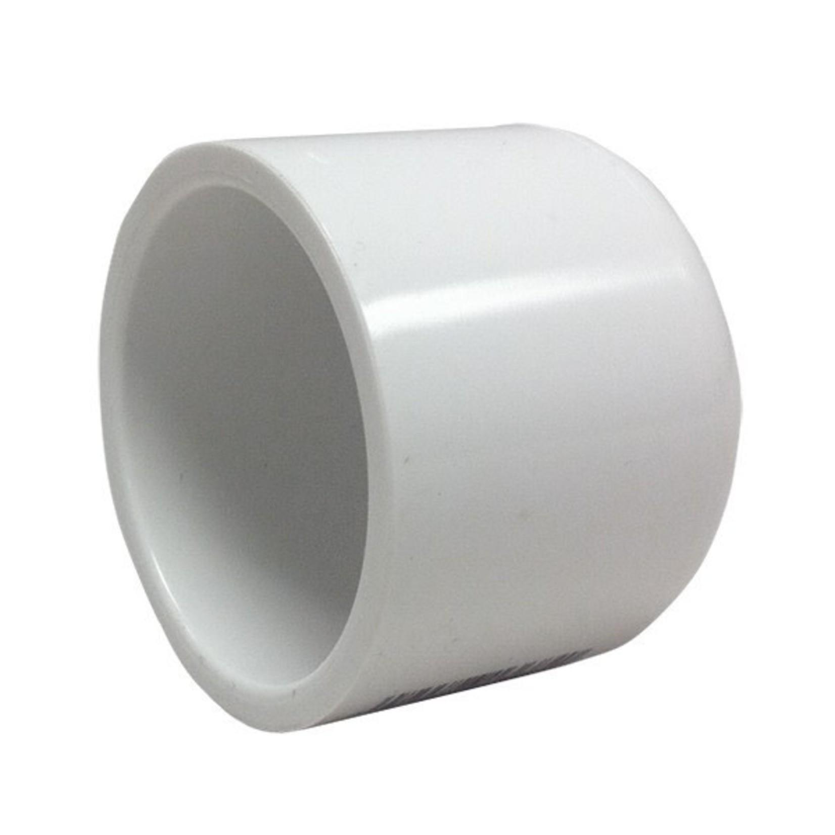 "PVC CAP 1-1/2"""