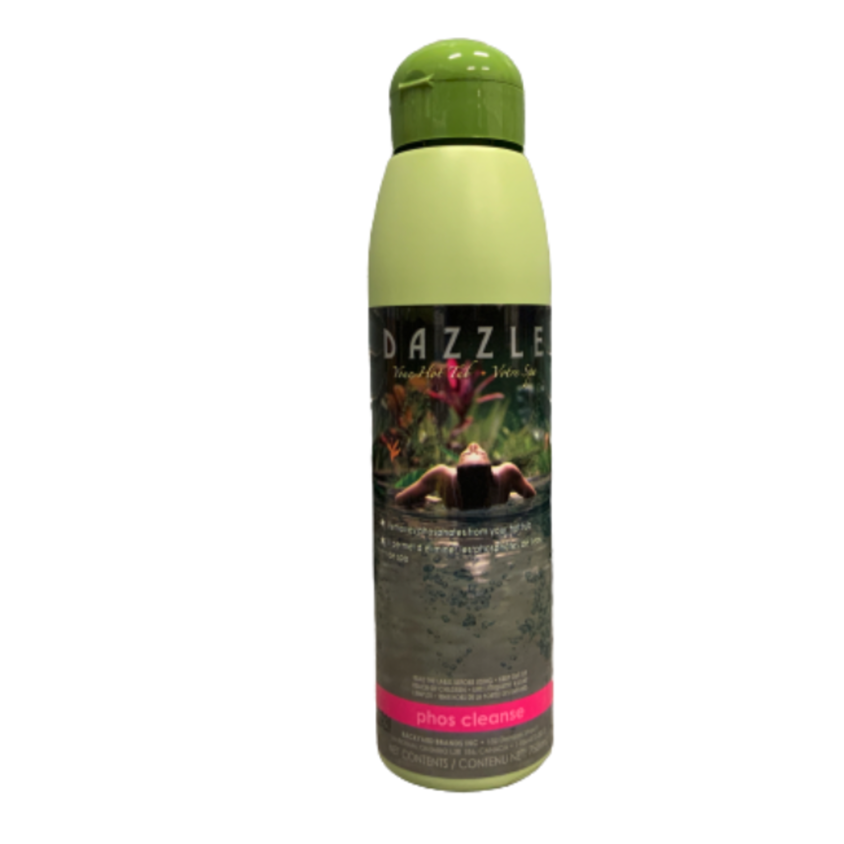 Dazzle DAZZLE PHOS CLEANSE 750ML