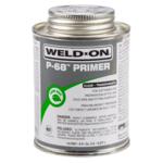 PVC PRIMER CLEAR P68 .25 PINT