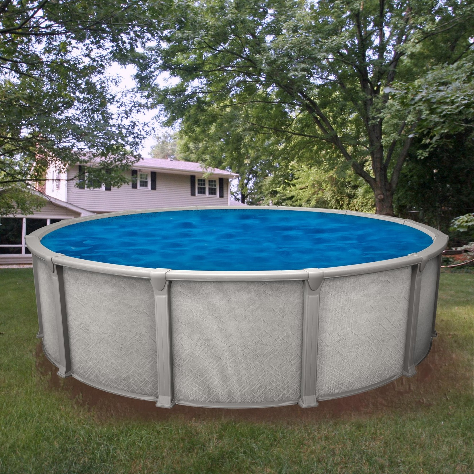 Eclipse ABOVE GROUND POOL ECLIPSE 21FT ROUND RESIN KIT