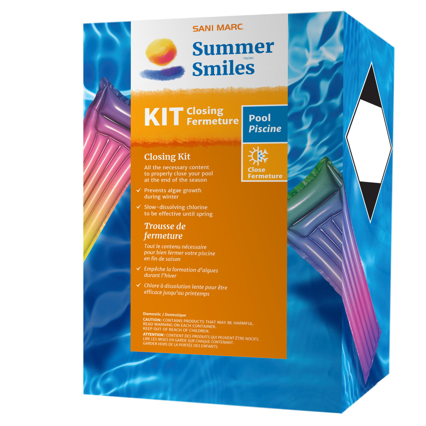 Summer Smiles SUMMER SMILES CLOSING KIT