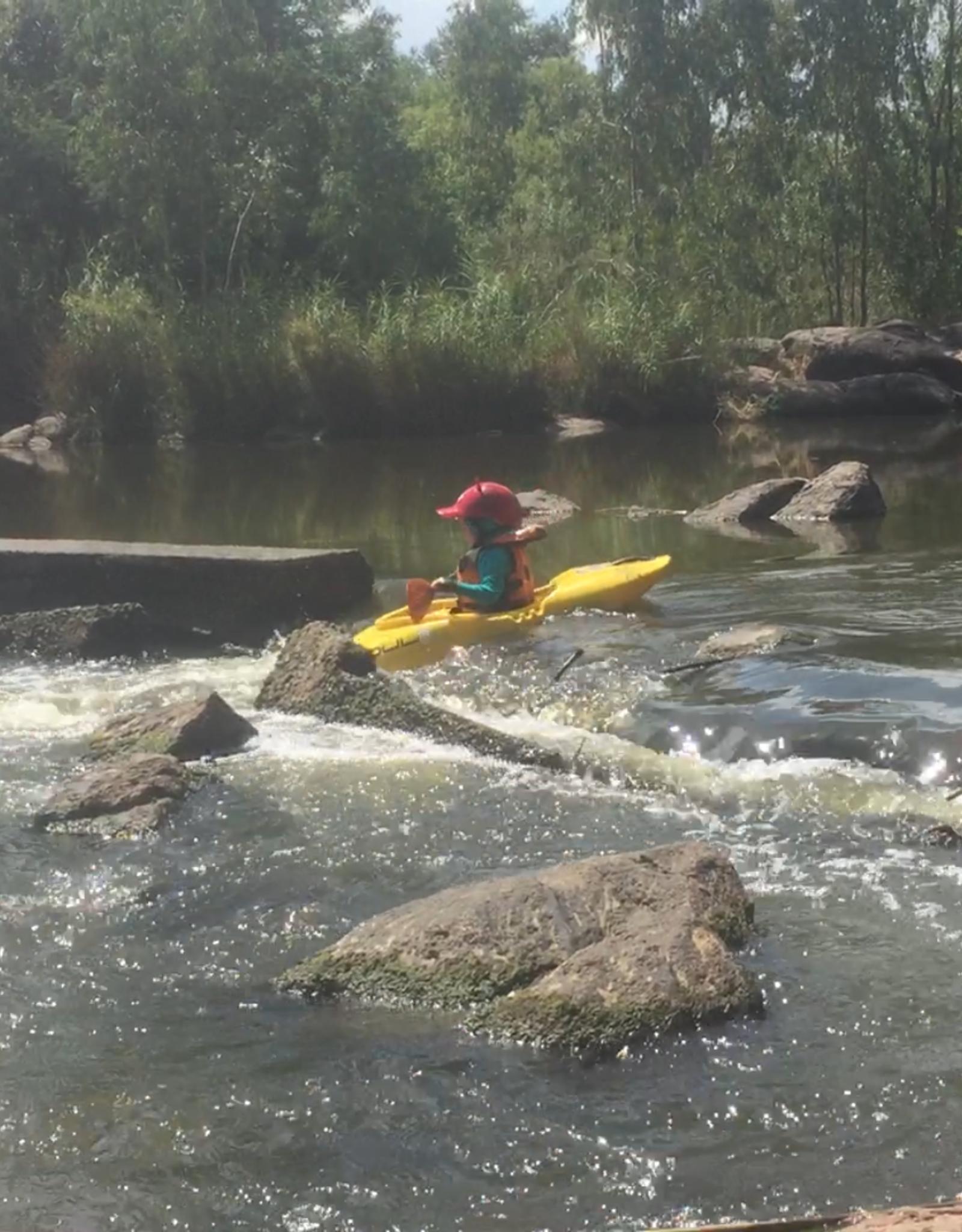 Family Focused Kayak Lessons
